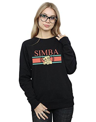 Simba Sudadera Disney Lion King The Negro Stripes Women agxgYwI
