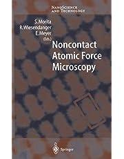 Noncontact Atomic Force Microscopy