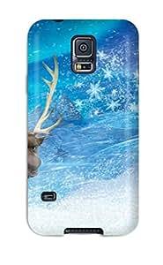 UZIbiOF267QGGGm Tpu Phone Case With Fashionable Look For Galaxy S5 - Kristoff