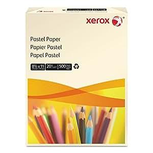 Xerox Multipurpose Colored Paper, 8 1/2in. X 11in., 20 Lb