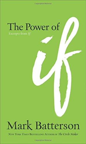 book cover of The Power of If