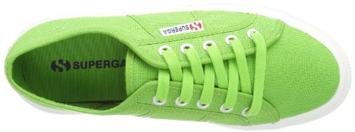 Superga 2750 Cotu Classic, Zapatillas Unisex Verde (Grass Green C93)