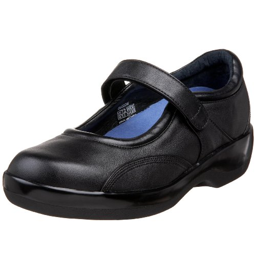 Apex Ambulator Women's B6000 Mary Jane,Black,11 W US