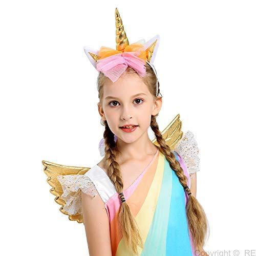Unicorn Costumes for Girls Unicorn Tutu Dress Up Clothes for Little Girls ()