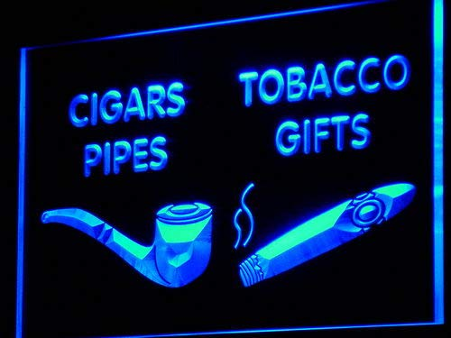 ADVPRO Multi Color i732-c Cigars Pipes Tobacco Gifts Shop Neon LED Sign with Remote Control, 20 Colors, 19 Dynamic Modes, Speed & Brightness Adjustable, Demo Mode, Auto Save Function by ADVPRO (Image #4)