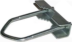 Cablematic - Abrazadera Mástil para Fijación de Antena