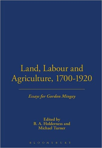 __FREE__ Land, Labour And Agriculture, 1700-1920: Essays For Gordon Mingay. PARED heading Filter Region cases vence various Inicio