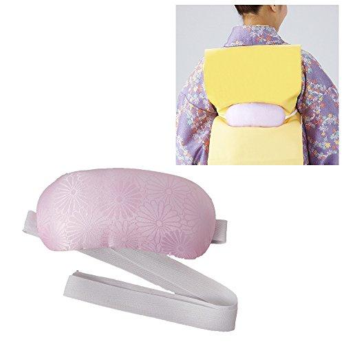 帯枕 着付け 和装小物 帯枕 ピンク 1733