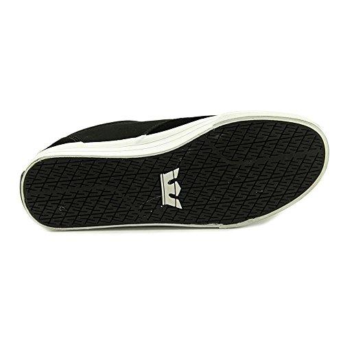 Supra Mens 2016 Chino Shoes Size 9 Black/White 6OqFesULHX