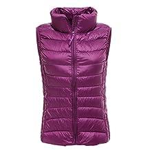 J-SUN-7 Women's Packable Down Vest