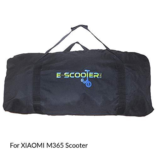 E-Scooter Bag bolsa de transporte para patinete electrico Xiaomi M365 compatible con Ecogyro ,GScooter,Oviboard, Cecotec etc.: Amazon.es: Deportes y aire ...