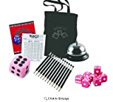 Bunco Game Kit with Crystal Bunco Tote Bag