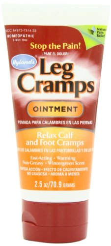 Hylands Cramp Ointment 2 5 Ounce 70 9