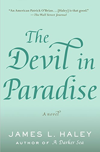 Ebook cover from The Devil in Paradise by James L. Haley