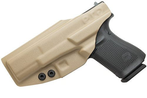 CYA Supply Co  IWB Holster Fits: Glock 19 / 19X / 23/32 / 45 - - Import