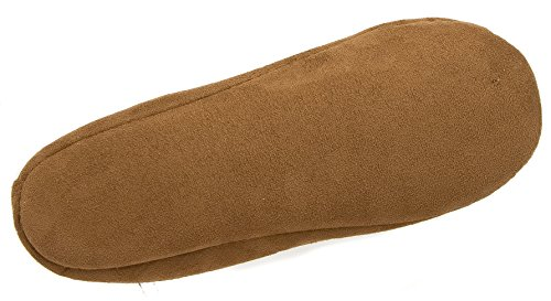 Ladies Coolers Beige Brown Padded Slip On Slippers ilqnp