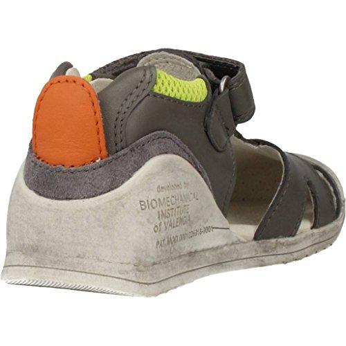 Modelo Pnv Zapatos Para Biomecanics Cordones Marca Biomecanics Color De Gris Ni�o U420 Ni�o 7F76Rq8