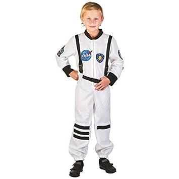 Party Pro - Astronauta disfraz, 8728101346, 4 - 6 años ...