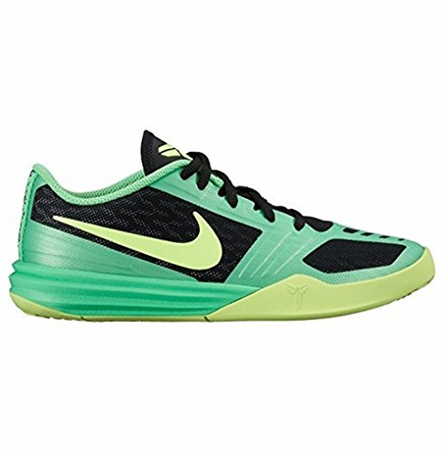 Nike Kids' Grade School KB Mentality Basketball Shoes - (Black, 3.5)
