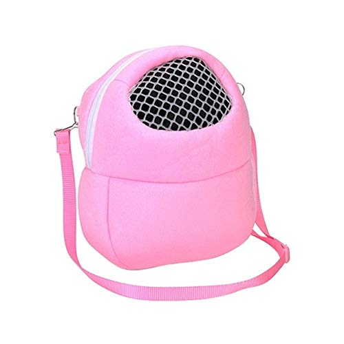 Supply Bag - Rat Hamster Hedgehog Chinchilla Ferret Carrier Pet Warm Hanging Bag Supply - Coop Cage Batting - 1PCs ()