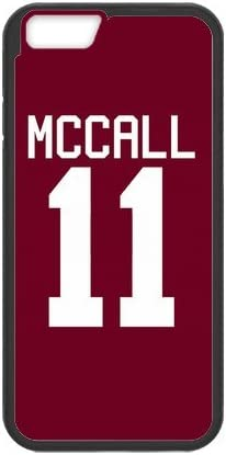 Personalized Teen Wolf McCall 11 caso casefor iPhone 6: Amazon.it ...