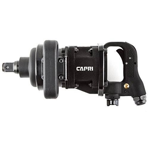 Capri Tools 32001 Air Impact Wrench, 1 inch, 1900 ft-lbs, 4000 RPM