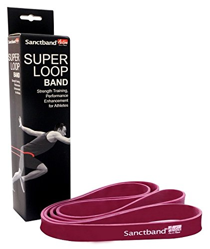 SANCTBAND ACTIVE SUPER LOOP BAND / PULL UP BAND (SUPER HEAVY)