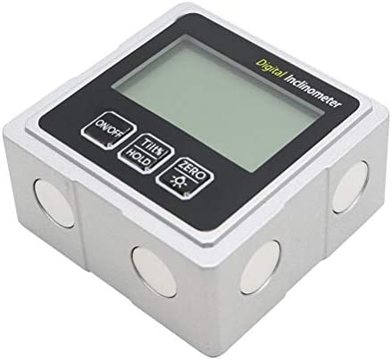 Release Digital Level Inclinometer Angle Meter With 3 Magnets