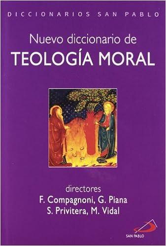 Nuevo Diccionario de Teología Moral