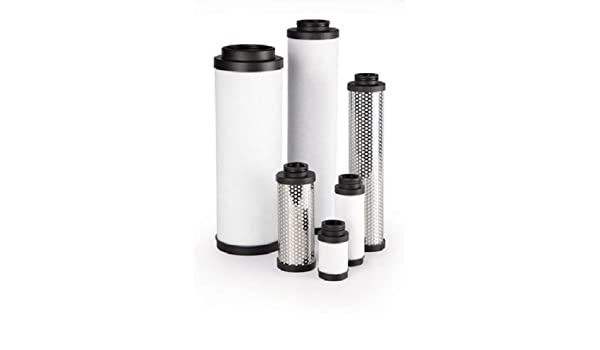 10DS51-280 Replacement Filter Element for Finite FF8-1804-10DS High Temperature 1 Micron Particulate