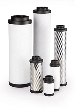 5 Micron Particulate//5 PPM Oil Removal Efficiency E9-54 Replacement Filter Element for Hankison HF9-54-24-G