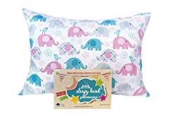 Little Sleepy Head Toddler Pillowcase - ...