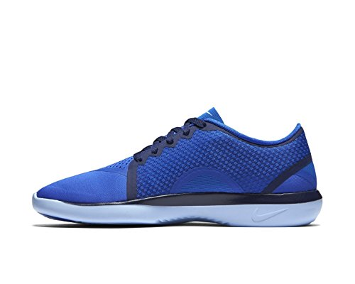 Femmes Nike Baskets 818062 Pour bleu Bleu Fonc Bleu 404 Coureur 4qIZqF