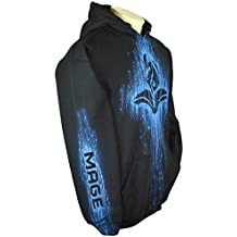 Sid Vicious League Of Legends Hoodie Custom Airbrushed Mage Design