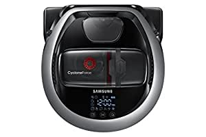 Samsung POWERbot R7070 Robot Vacuum Self-cleaning Brush for Pet Hair Intelligent Mapping Ideal for Carpets & Hard Floors Works with Amazon Alexa and the Google Assistant