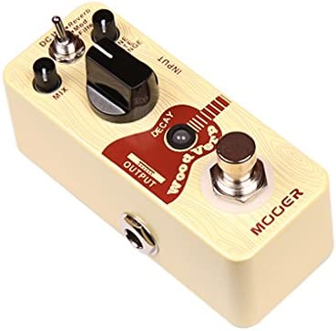 Other Woodverb Acoustic Guitar Reverb Pedal (MRV3-U)