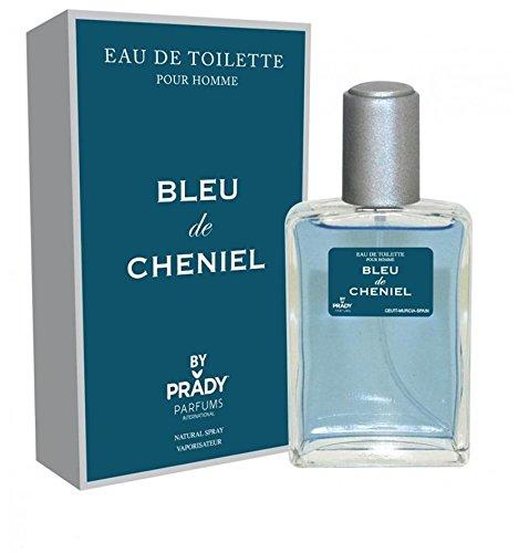 Parfum generique Homme BLEU EDT 100ml grande marque ( Livraison Gratuite ) Prady