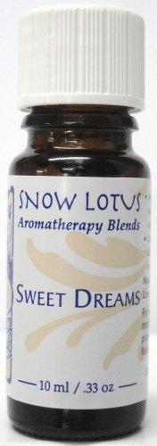 Snow Lotus Sweet Dreams Therapeutic Essential Oil Blend 10ml
