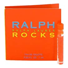 Ralph Rocks by Ralph Lauren, Vial (sample) .03 oz, Women