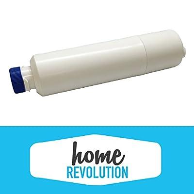 Samsung Aqua-Pure DA29-00020B Refrigerator Water Filter Compatible Replacement by Home Revolution
