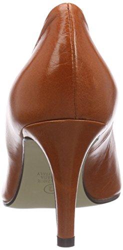 Noe Antwerp Nusia Pump - Tacones Mujer Marrón - Braun (RUGGINE)