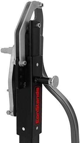 Constands Power Evo Zentralständer Suzuki Gsx S 1000 F 15 21 Grau Motorrad Aufbockständer Montageständer Heber Auto