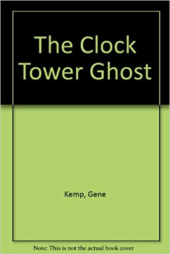 Book The Clock Tower Ghost