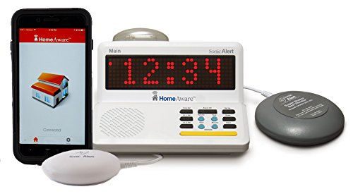 The HomeAware Smartphone -Wireline and Mobile Phone Signaler with Bed Shaker