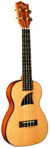 Eddy Finn EF-TRV-C Travel Ukulele, Natural