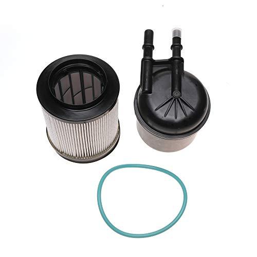 COOCA Fuel Filter Water Separator Kit for Ford F350 F-350 Super Duty 6.7L V8 Diesel Powerstroke Engines