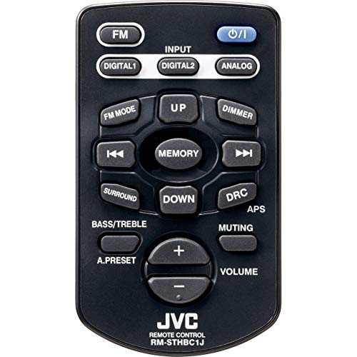 - Jvc Rm-sthbc1j Home Theater Remote Control for Jvc Model Numbers: Th-bc3 Th-bc3j Rmsthbc1j Thbc3 Thbc3j