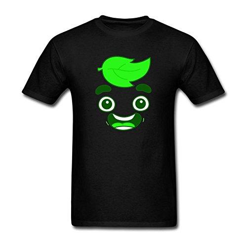 Sljd Mens Guava Juice Youtuber Gaming Design T Shirt