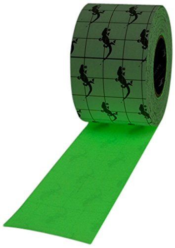 "Incom Gator Grip: Anti-Slip Tape, 4"" x 60', ""GLOW-IN-DARK"""