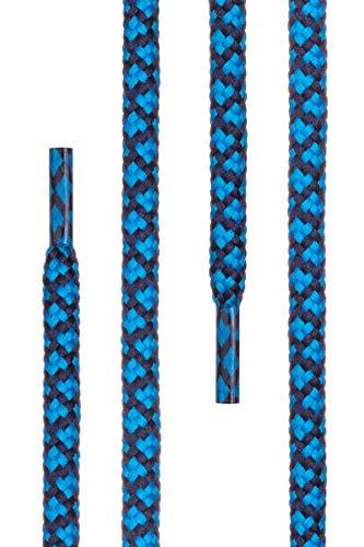 Aus 70 Rundsenkel blau Polyester Längen Ca 220 Trekkingschuhe 5 schnürsenkel Farben Arbeitsschuhe 4 27 Ficchiano Dunkelblau Karo Qualitäts Cm Und Ø Mm Für Di 100 twgH8vq
